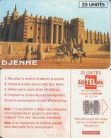 197/ Mali; P13. Djenne 20, 2nd Issue, 10.000 Ex - Malí
