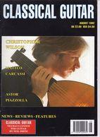 Revue De Guitare - Classical Guitar - N° 12 - 1992 - Christopher Wilson - Entertainment