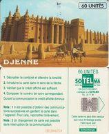 199/ Mali; P14. Djenne 60, 1st Issue, 100.000 Ex. - Malí