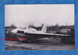 Photo Ancienne- LANVEOC - Cimetiére Du POULMIC - Avion Messerschmidt Utilisé En 1944 Sur Saint Brieuc - WW2  Aviation - Aviation