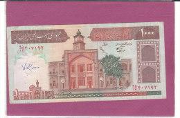 1000 ISLAMIC REPUBLIC OF IRAN BANK MARKASI IRAN - Iran