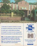 208/ Mali; P17. Telephone Shop, 2nd Issue, 35.000 Ex. - Malí
