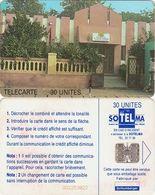 209/ Mali; P17. Telephone Shop, 4th Issue, 50.000 Ex. - Malí