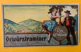 15136 - Alsace  Gewürztraminer - Unclassified