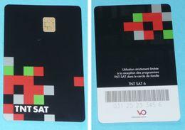 Rare Carte à Puce, TNT SAT 6, Télécarte De Téléphone, Viaccess Orca - Telefonkarten
