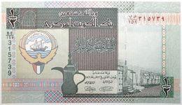 Koweit - 0,5 Dinar - 2010 - PICK 24g - NEUF - Koeweit