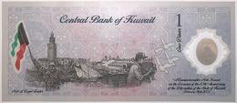 Koweit - 1 Dinar - 2001 - PICK CS2 - NEUF - Koeweit