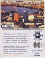 214/ Mali; P29. Mopti Harbour - Malí