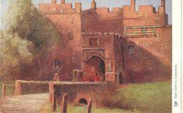 """H.H. Cubley.The Castle, Carlisle"" Tuck Oilette Postcard # 1470 - Tuck, Raphael"
