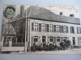 Lumbres Hotel Du Chemin De Fer  Vasseur - Lumbres