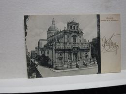 ACIREALE     -- CATANIA  ---    BASILICA DI S. SEBASTIANO - Catania