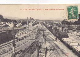 Côte-d'Or - Les Laumes - Vue Générale De La Gare - Other Municipalities