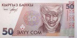 Kyrgyzstan - 50 Som - 1994 - PICK 11 - NEUF - Kirghizistan
