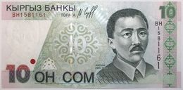 Kyrgyzstan - 10 Som - 1997 - PICK 14 - NEUF - Kirghizistan