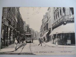 Boulogne Sur Mer  Rue Victor Hugo - Boulogne Sur Mer