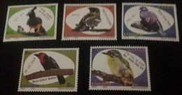 Ethiopie Ethiopia Série Complète 2019 NSC / MNH / ** Oiseaux Birds - Ethiopia