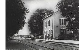 Palluau-saint-genou--la Gare-interieur - Autres Communes