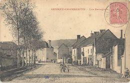 CPA Gevrey-Chambertin Les Baraques - Gevrey Chambertin