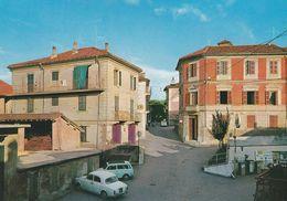 (G462) - BERGAMASCO (Alessandria) -  La Piazza E Via Roma - Alessandria