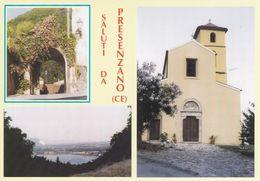 (G464) - PRESENZANO (Caserta) - Multivedute - Caserta