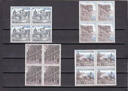 España Nº 2835 Al 2838 En Bloque De Cuatro - 1931-Aujourd'hui: II. République - ....Juan Carlos I