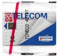 Czech Republic - SPT - Telecom 42, SC5, 1993, 42Units, 1.000ex, NSB - Tschechische Rep.