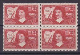 D167/ LOT N° 341 BLOC DE 4 NEUF** COTE 16€ - Collections