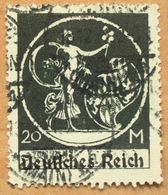 138 XIII  Gestempelt - Engraving Errors