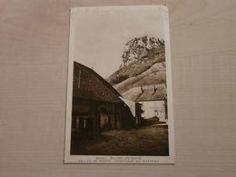 Belle Carte Ancienne SALINS LES BAINS  Vallée De Pretin  Montagne Du Château - Autres Communes