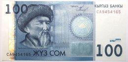 Kyrgyzstan - 100 Som - 2009 - PICK 26a - NEUF - Kirghizistan