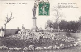 Côte-d'Or - Chenove - La Vierge - Chenove