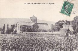 Côte-d'Or - Gevrey-Chambertin - L'église - Gevrey Chambertin
