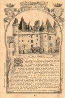 Chateau De JUMILHAC  - ( Dordogne )  - Collection Historique Des Chateaux De Guienne . No 6 . - France