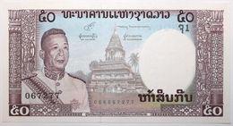 Laos - 50 Kip - 1963 - PICK 12a.2 - SPL - Laos