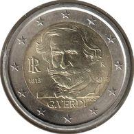 IT20013.1 - ITALIE - 2 Euros Commémo. Giuseppe Verdi - 2013 - Italie