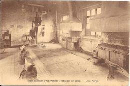 Ecole Militaire Préparatoire Technique De Tulle - Une Forge - Tulle