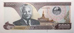 Laos - 5000 Kip - 2003 - PICK 34b - NEUF - Laos