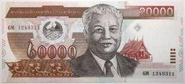 Laos - 20000 Kip - 2003 - PICK 36b - SPL - Laos