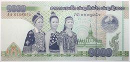 Laos - 1000 Kip - 2008 - PICK 39 - NEUF - Laos