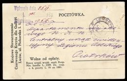 1917, Polen, Brief - Unclassified