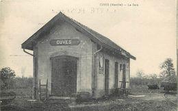 CUVES-la Gare - Francia