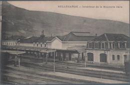 Bellegarde , Intérieur De La Nouvelle Gare , Animée - Bellegarde-sur-Valserine