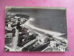 CPA 85 NOIRMOUTIER PLAGE DU VIEIL VUE AÉRIENNE - Noirmoutier