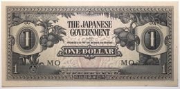 Malaya - 1 Dollar - 1942 - PICK M5c - SPL - Other - Asia