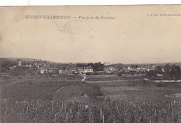 Côte-d'Or - Gevrey-Chambertin - Vue Prise Des Ruchottes - Gevrey Chambertin