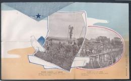 Aerogram China's Military Stationery War Between China And Russia. Telegraphic Corps Kaiping. Bridge Military Kai-chon. - Histoire
