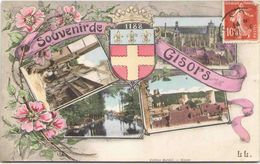 27 - Souvenir De GISORS - Gisors
