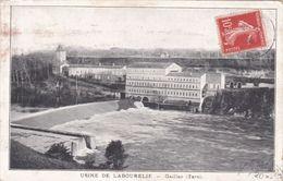 CPA (81) GAILLAC  Usine De LABOURELIE Métier Industrie (2 Scans) - Gaillac