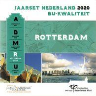 Pays-Bas 2020 : Coffret BU Des 8 Pièces 'Rotterdam' - DISPONIBLE EN FRANCE - Pays-Bas