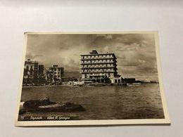 LEBANON - BEIRUT - HOTEL ST.GEORGES - 1935 - POSTCARD - Liban